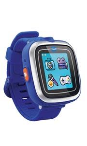 VTech Kidizoom Smartwatch Connect Bleu