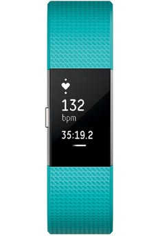 FitBit Charge 2 L Turquoise