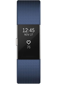 FitBit Charge 2 S Bleu
