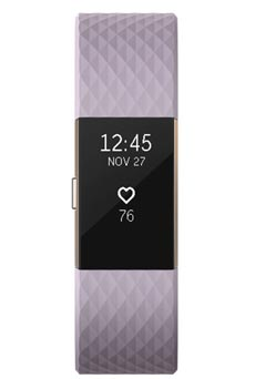 FitBit Charge 2 S Lavande et Or Rose