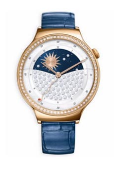 Huawei Watch Jewel Or Rose