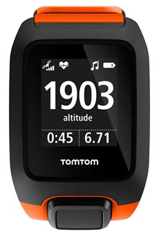 TomTom Adventurer Cardio + Music Orange