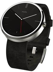 Motorola Moto 360 Noir