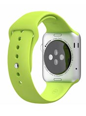 Apple Watch Sport Aluminium 42mm Vert