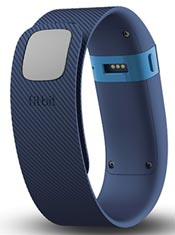 FitBit Charge HR S Bleu
