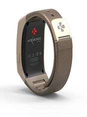 MyKronoz ZeWatch 4 Marron