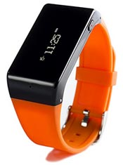 MyKronoz ZeWatch Orange