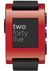 Pebble Classic Rouge