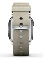 Pebble Time Steel Argent