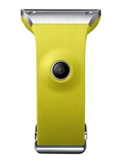 Samsung Galaxy Gear Jaune