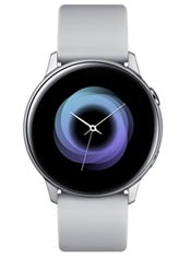 Samsung Galaxy Watch Active Argent