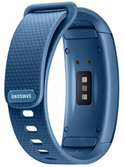 Samsung Gear Fit 2 L Bleu