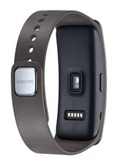 Samsung Gear Fit Noir