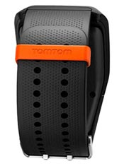 TomTom Adventurer Cardio + Music Noir