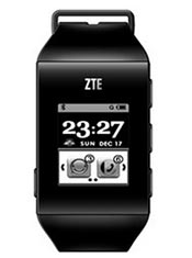 ZTE BlueWatch Noir