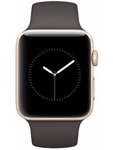 apple watch 2 alu or 42mm bracelet sport cacao pas ch re prix caract ristiques avis. Black Bedroom Furniture Sets. Home Design Ideas