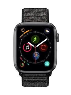 apple watch series 4 gris sid ral pas ch re prix caract ristiques avis. Black Bedroom Furniture Sets. Home Design Ideas