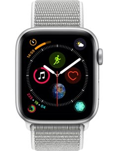 Apple Watch Series 4 Argent