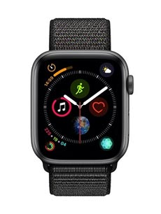 Apple Watch Series 4 Gris sidéral