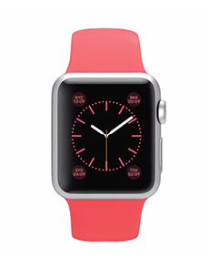 Apple Watch Sport Aluminium 38mm Rose