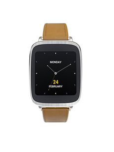 Asus  ZenWatch WI500Q Marron