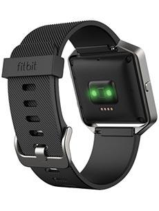 FitBit Blaze Bracelet Classique Large Noir
