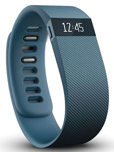 FitBit Charge S Ardoise