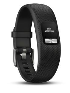 La montre connectée Garmin Vivofit 4 avec un tracker d'activités
