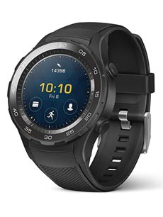 Huawei Watch 2 Sport Gris Titane
