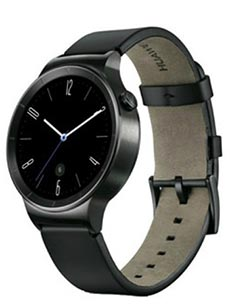 Huawei Watch Active Cuir Noir