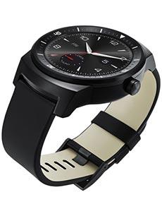LG G Watch R Noir