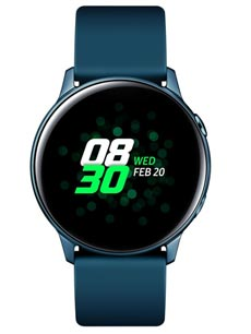Samsung Galaxy Watch Active Vert