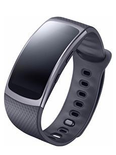 Samsung Gear Fit 2 S Noir
