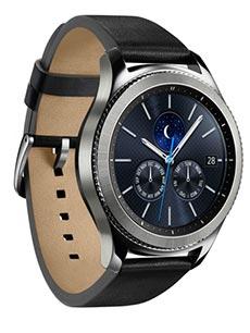 Samsung Gear S3 Argent