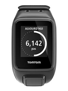 TomTom Runner 2 Music Noir