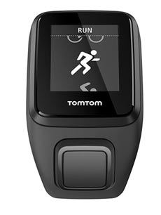 TomTom Spark 3 Cardio Large Noir