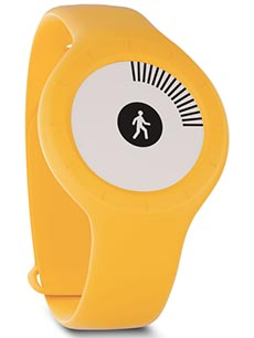 Withings Go Jaune