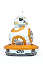 Minidrone Sphero BB-8 Orange et Blanc