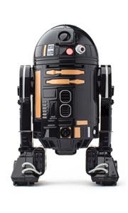 Drone Sphero R2-D2 Noir et Orange