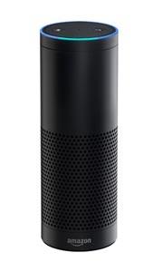Enceinte connectée Amazon Echo 1ère génération Noir