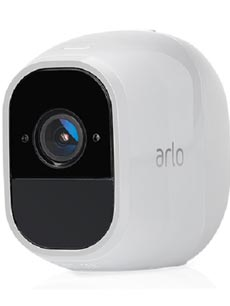 Caméra connectée Arlo Pro Blanc
