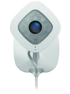 Caméra connectée Netgear Arlo Q Blanc