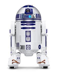 Drone Sphero R2-D2 Bleu et Blanc