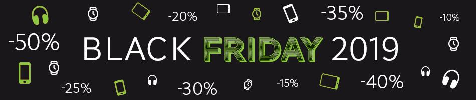 Black Friday : Jusqu'à -50% sur nos meilleures offres et promotions !