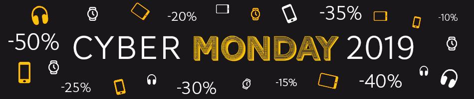 Cyber Monday 2019 : Smartphones, Tablettes à prix cassés le 02 Décembre 2019