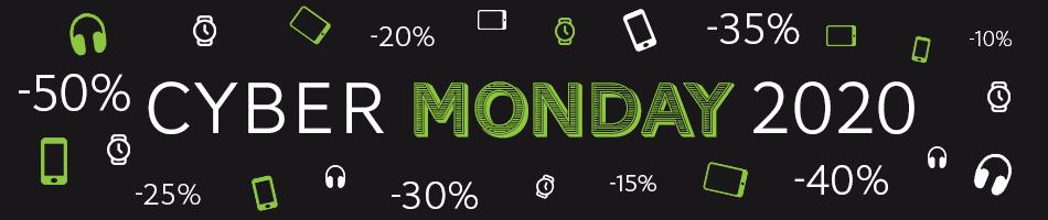 Cyber Monday : Jusqu'à -50% sur nos meilleures offres et promotions !