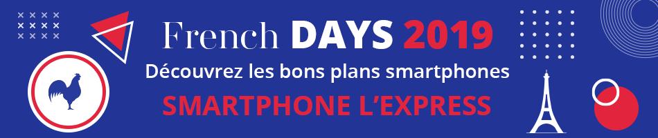 Le meilleur des promos mobiles avec Smartphone l'Express !