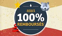 Noël à volonté jusqu'à 100% remboursés chez Cdiscount !