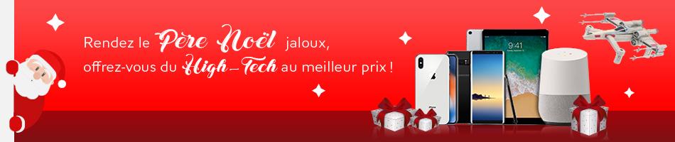 Découvrez notre sélection des meilleurs smartphones soldés pour Noël !