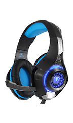 Beexcellent GM-1 Casque Gaming PS4